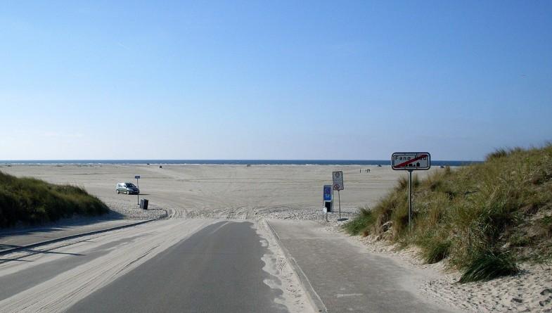 Fanö Strand - Dänemark Nordsee