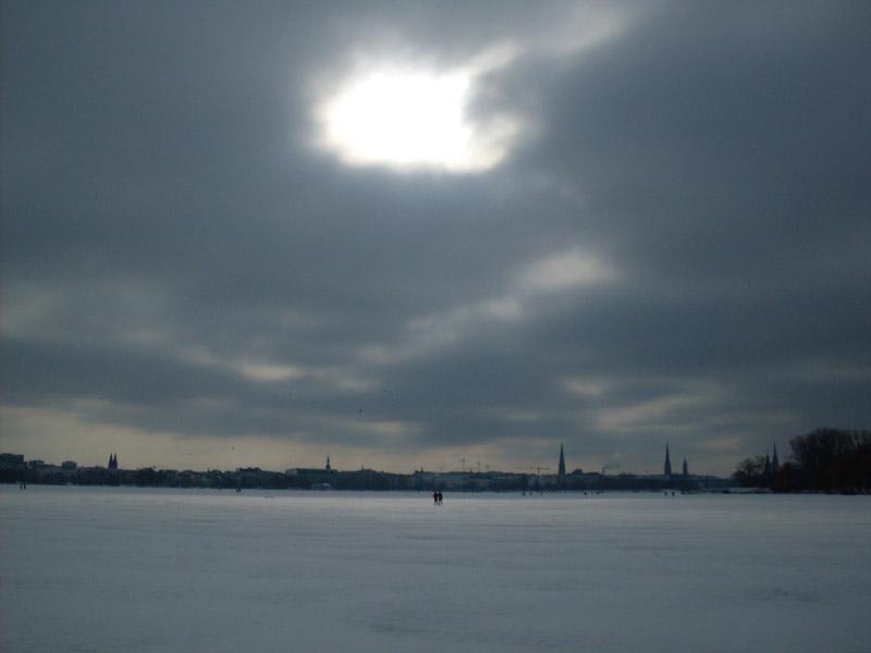 alster winter