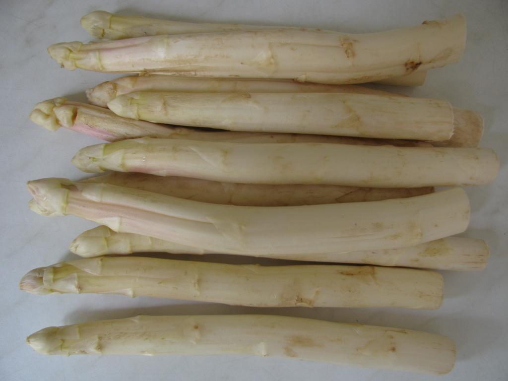 Spargel – Asparagus