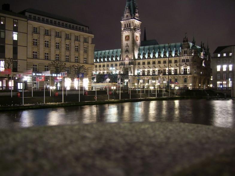 Hamburg Nacht