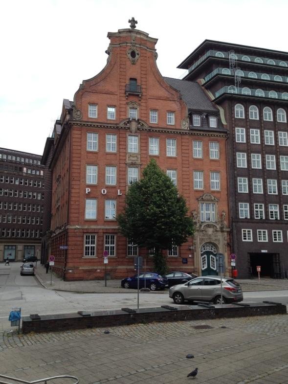 Hamburg Bilder - Historische Polizeiwache